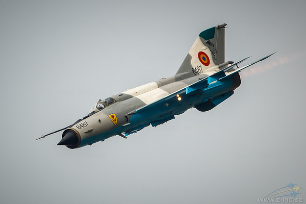 MiG-21MF-75 Lancer C, Romanian Air Force