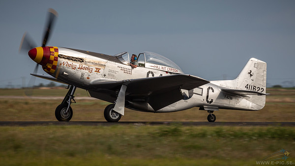 "North American P-51D ""Nooky Booky IV"""