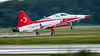 Canadair NF-5 Freedom Fighter, Team Turkish Stars.