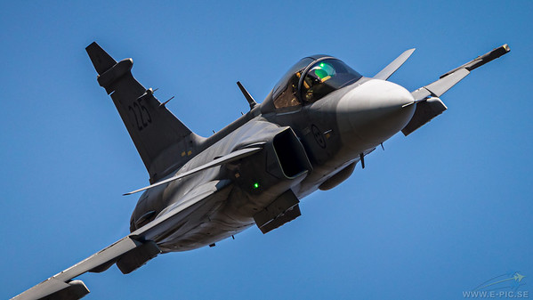 Saab JAS 39C Gripen - Swedish Air Force