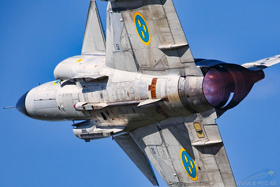 Saab AJS 37 Viggen, Swedish Air Force