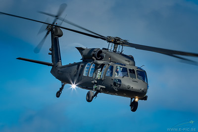 UH-60 Black Hawk, HKP 16