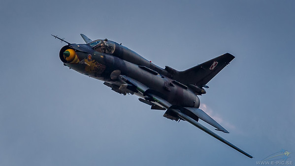 Sukhoi Su-22M4 - Poland - Air Force