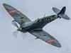 Supermarine Spitfire Mk IX RR232 in Norwegian colors.