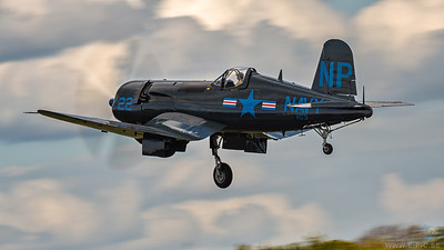 Vought Corsair F4U-5N