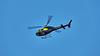 PDG Helicopter (G-NTWK) over Fairlie - 8 February 2021