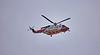 HM Coastguard Sikorsky S-92A (G-MCGG) overflying Langbank - 15 February 2016