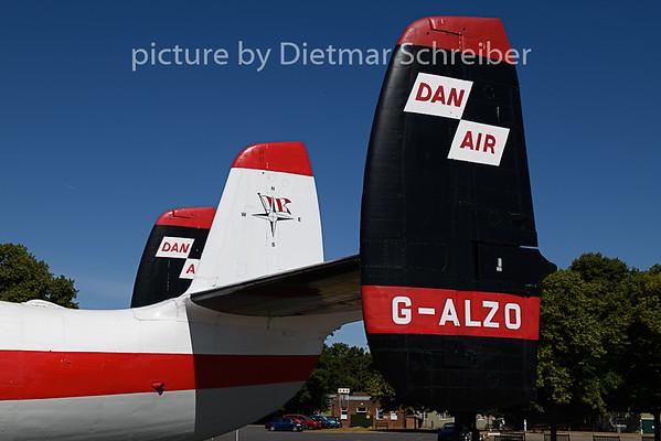 2018-07-02 G-ALZO Airspeed Ambassador Dan Air