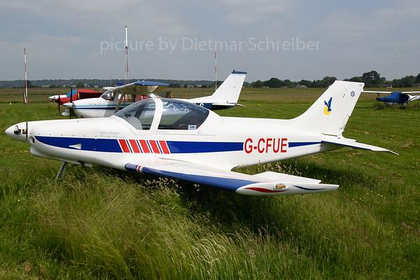 2018-06-07 G-CFUE Alpi Aviation Pioneer 300 Hawk