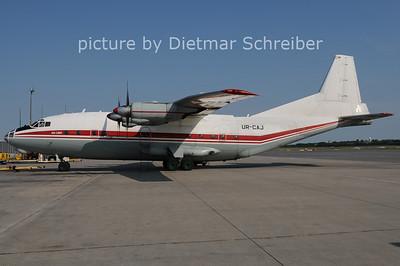 2012-07-23 UR-CAJ Antonov 12 Meridian