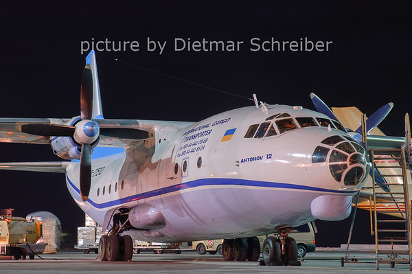 2006-01-16 UR-21510 Antonov 12 Antoniov Airlines