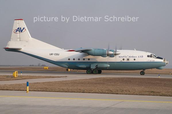 2011-02-22 UR-CGU ANtonov 12 Aerovis