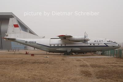 2011-03-18 B-1059 Antonov An12 CAAC