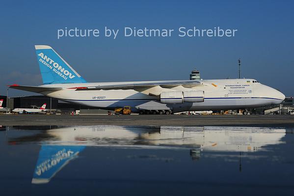 2014-04-30 UR-82027 ANtonov 124 Antonov Airlines