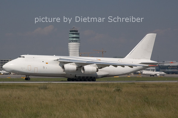 2006-07-07 UR-ZYD Antonov 124