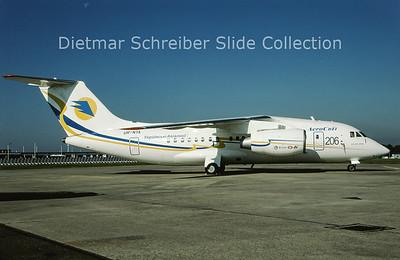 2009-07 UR-NTA Antonov 148-100B (c/n 01-01) Aerosvit