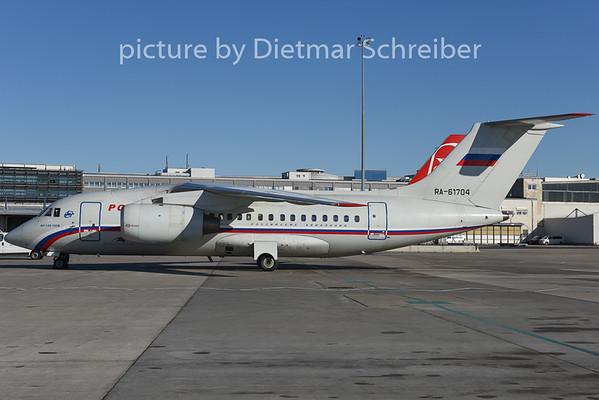 2015-02- RA-61704 Antonov 148 Rossiya