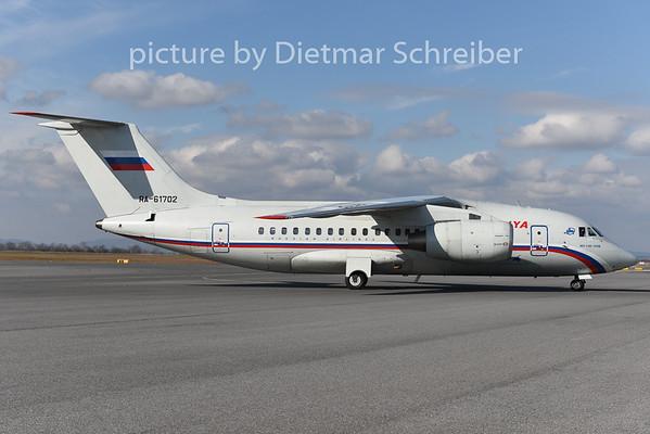 2015-03-05 RA-61702 Antonov 148 Rossiya