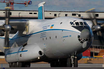 2007-07-25 UR-09307 Antonov 22 Antonov Design Bureau