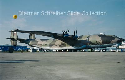 2009-09 RA-09309 Antonov 22 (c/n 043481250) Russian Air Force