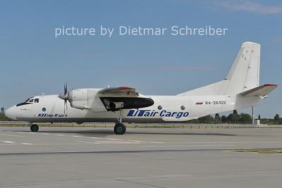 2011-07-19 RA-26102 ANtonov 26 UT AIr