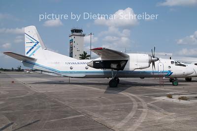 2009-04-03 UR-GLS Antonov 26 Avialeasing