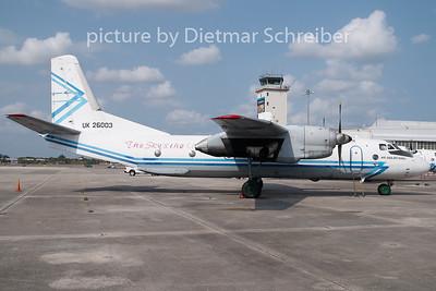 2009-04-03 UK-26003 Antonov 26 Avialeasing