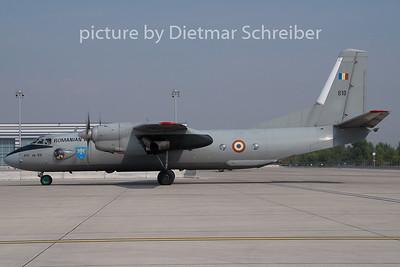 2008-09-12 810 Antonov 26 Romanian Air Force