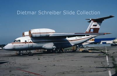 2009-07 RA-74001 Antonov 74 (c/n 36547070655) Shar Ink