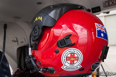 Fireair 1 Flight Helmet