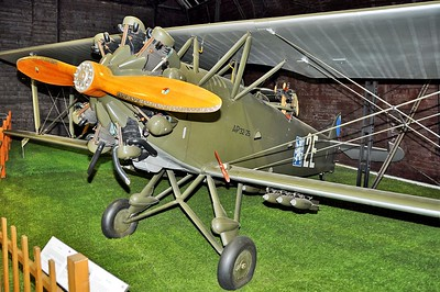 "Aero Ap-32 ""2E"" (Partial replica)"