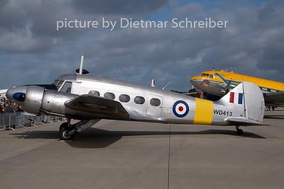 2007-09-15 G-VROE (WD413) Atlantic AIrlines