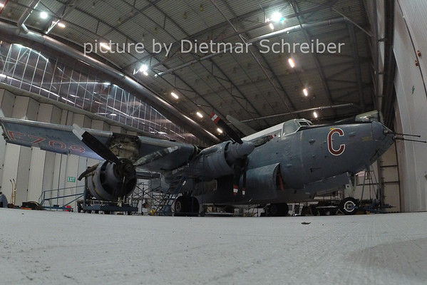 2014-02-23 XF708 Avro Shackleton Royal Air Force