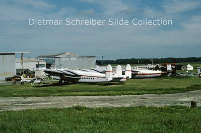 1981-07 G-ANTK Avro 685 York C1 (c/n MW232)