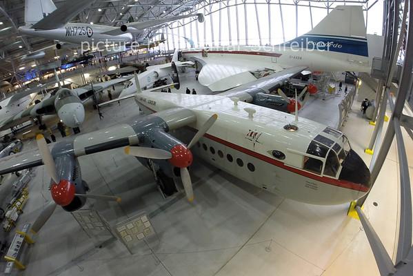 2014-02-23 G-ANTK Avro York Dan Air