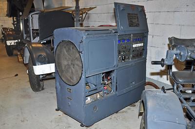 Maschinensatz 85 Volt, 8 kW
