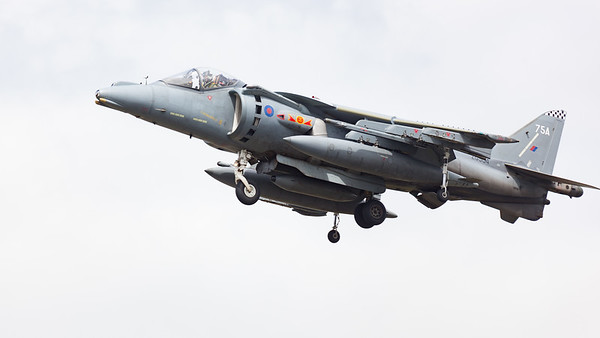 75A, BAe, British Aerospace, Fly Navy 100, Harrier, Harrier GR.7, RIAT 2009, Royal Navy, ZG504 - 18/07/2009