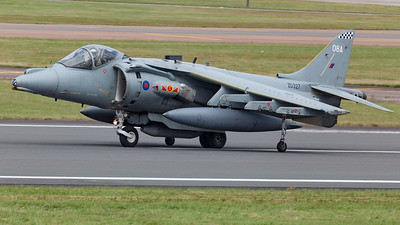 08A, BAe, British Aerospace, Fly Navy 100, Harrier, Harrier GR.7, RIAT 2009, Royal Navy, ZD327 - 18/07/2009