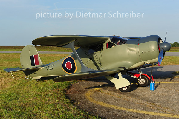 2014-06-05 N16S Beech 17 Staggerwing
