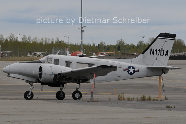 2012-05-21 N11DA Beech 18