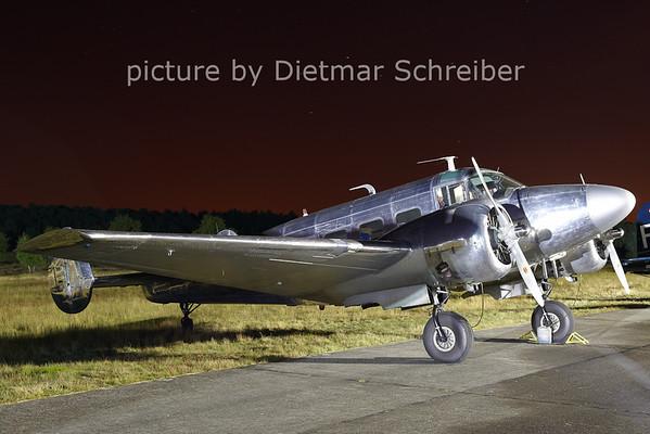 2012-08-17 N45CF Beech 18