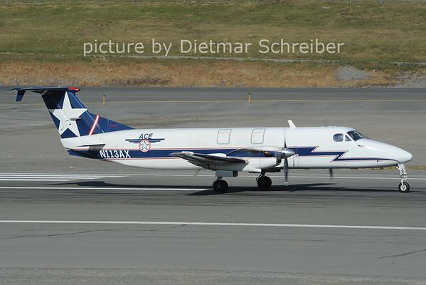 2012-05-18 N113AX Beech 1900 ACE