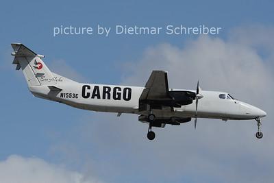 2012-05-18 N1553C Beech 1900 Era Airlines