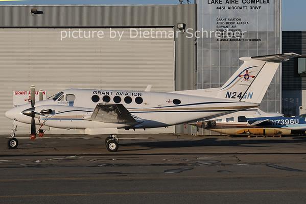 2020-05-30 N24GN Beech 200 KIng Air Grant Aviation