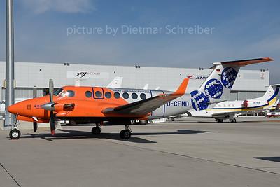 2016-09-28 D-CFMD Beech 350 King AIr