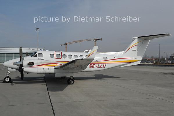 2014-02-21 SE-LLU Beech King Air