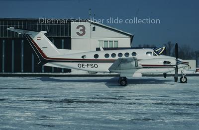 OE-FSO Beech 300 King Air