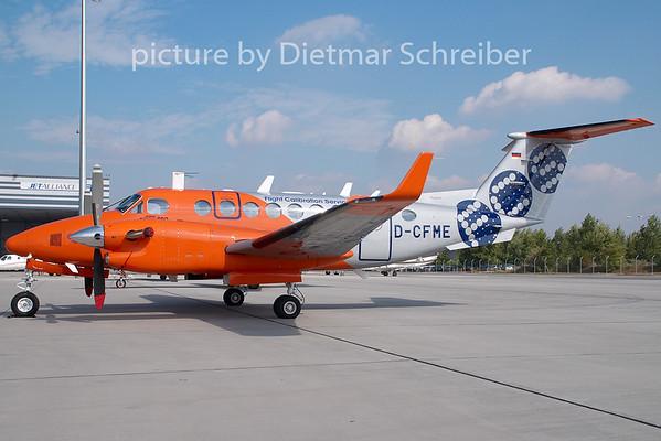2009-09-29 D-CFME Beech 350 King Air