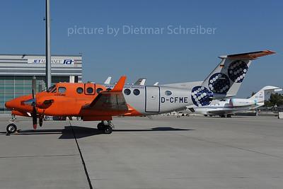 2013-10-03 D-CFME Beech 350 King Air