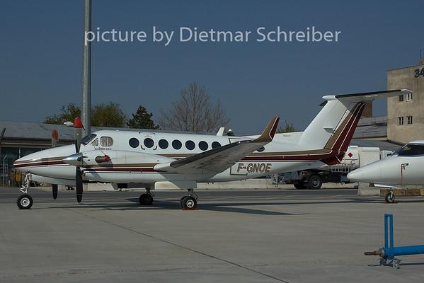 2005-04-23 F-GNOE Beech 350 King Air